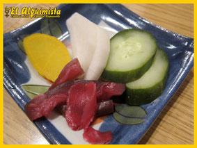 Verduras cocina japonesa - Herbolario el Alquimista Arrecife Lanzarote