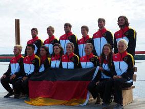 Das Deutsche Kanu Freestyle Team