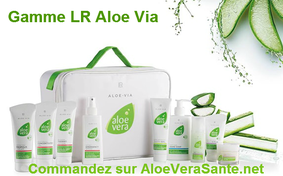 LR Health and Beauty More quality for your life : LR ALOE VIA la nouvelle gamme de produits aloe vera 2017