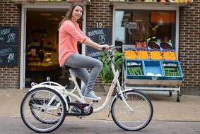 Van Raam: Maxi Premium und Easy Rider Junior