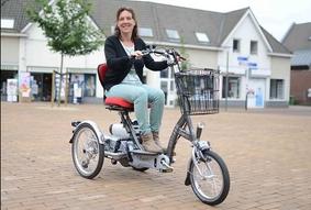 Van Raam Easy Go Scooter Dreirad: Vielseitige Mobilität
