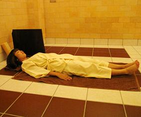 還元陶板浴の効果的な入り方
