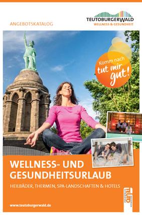 Angebotskatalog Wellness- und Gesundheitsurlaub