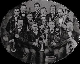 Die Gründungskapelle 1866