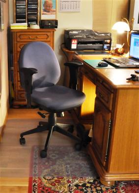 Второе третье кресло в кабинет