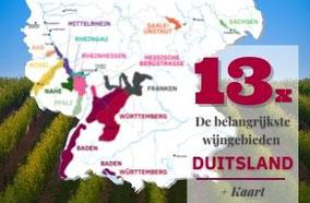 Wijngebieden Duitsland
