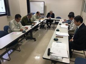 豊岡市SC 安全会議