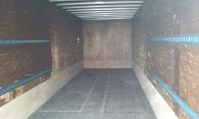 中古 大型 アルミコンテナ トラックコンテナ 販売 価格 倉庫