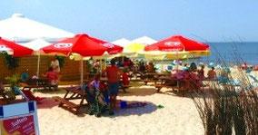 Cuxhavener Stadtteile mit Strand und Gastronomie