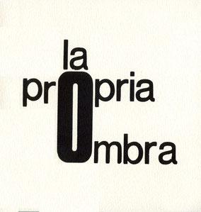 pagina stampata con caratteri tipografici in legno