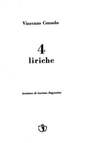 frontispizio con stampa tipografica a due colori