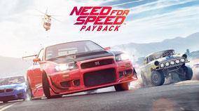 Need for Speed Payback est prévu pour le 10 novembre 2017 sur PC, Xbox One et PS4.