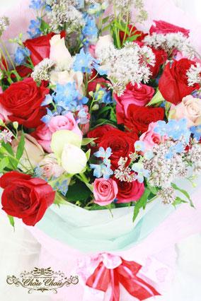 ディズニー プロポーズ 花束 花屋 配達無料