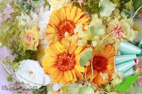 プロポーズ 花束  プリザーブドフラワー  フラワーギフト  ガーベラ