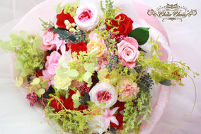 プロポーズ 花束  プリザーブドフラワー  フラワーギフト
