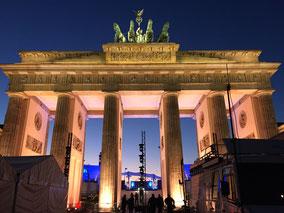 Die 3 Liköre, Silvester am Brandenburger Tor,