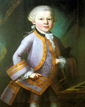 Joannes Chrysostomus Wolfgangus Theophilus Mozart (1763)