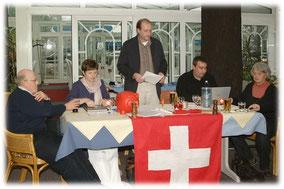 Generalversammlung und Wahl des neuen Vorstandes am 06.02.2010