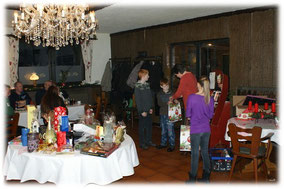 Adventsfeier am 09.12.2012