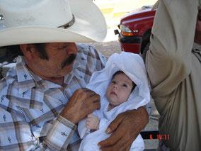 Josel y abuelo
