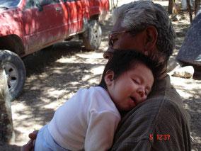 Papá y Josel