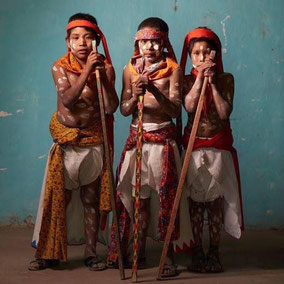 Rarámuris towi  - Niños tarahumaras