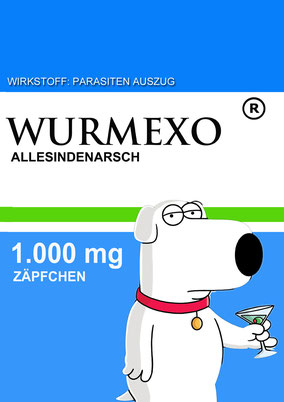 Gerade bei Haustieren verdient sich die Pharmaindustrie eine goldene Nase..es werden den Tieren einfach höchst bedenkliche Medikament gespritz.