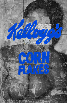 "(c) Divo Santino 2017  ""Flakes"""