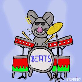 Gerd liebt Musik...wenn sie laut ist!