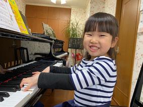 宇都宮市・雀宮・西川田・若松原のピアノ教室・音楽教室プリマヴェーラのピアノレッスン