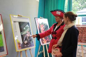 Christianes Märchenausstellung lud zum Raten ein