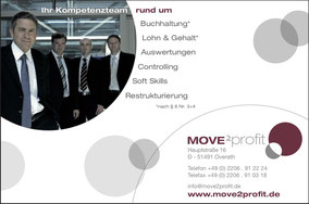 Move2Profit - Spender 2017 & 2018