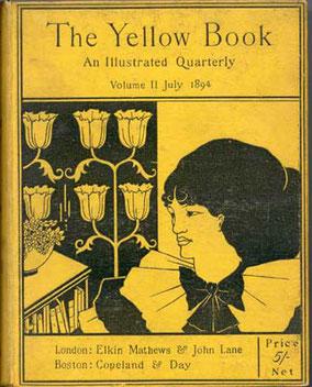 雑誌『イエロー・ブック』(1894年)