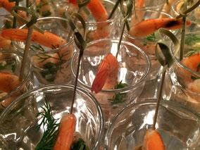 Crevette, Cocktailsauce