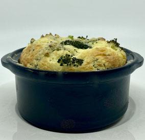 Souflé de brócoli