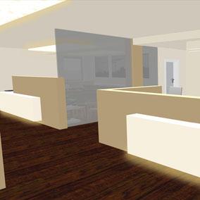 Entwurf und Lichtplanung