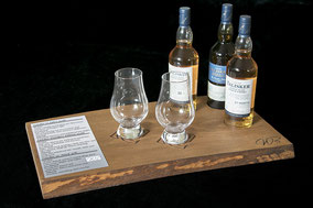 Single Whisky tasting set