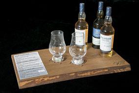 Single Whisky tasting set