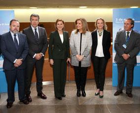 Cospedal inaugura la II Conferencia Europea de Formacion Formacion y Empresa Calidad talento e innovacion