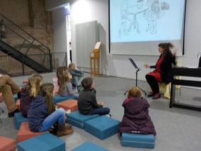 Musik und Wort in einem fort Astrid Lindgren
