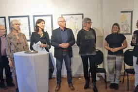 Vernissage Susanne Wichmann