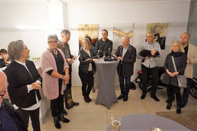 Vernissage Beatrix Fischer