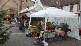 KulturArt auf dem Adventsmarkt