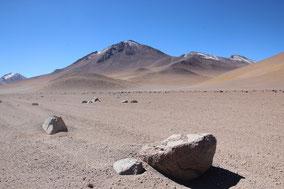 Lagunen Route und Uyuni