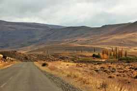 Sehr schön: die Fahrt von Chile nach Bariloche