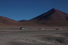 Mit dem 4x4 durch das Hochland Boliviens