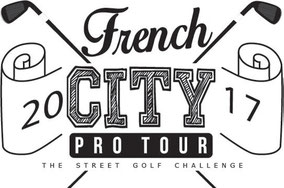 French city pro tour 2016 Lyon street golf