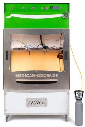 Growmat 710-H CO2