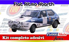 FIAT RITMO ABARTH  FIAT