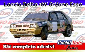 LANCIA DELTA 16V GRIFONE ESSO